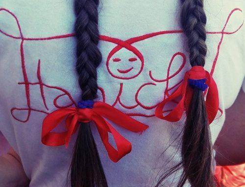 Školský rok s Haničkou :-)