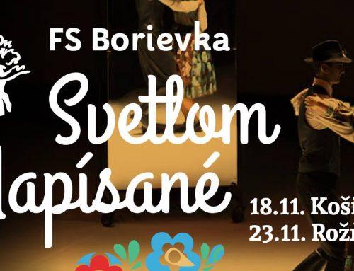 FS BORIEVKA A SVETLOM NAPÍSANÉ 18.11.2018