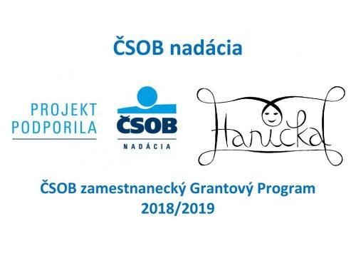 Tradične – Spoločne – ČSOB nadácia 6.5.2019